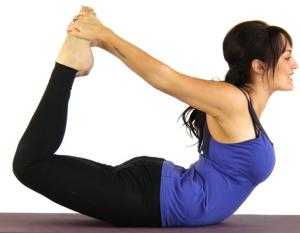 Dhanurasana-yoga