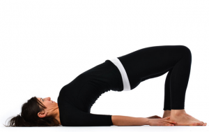 Kandharasana-yoga