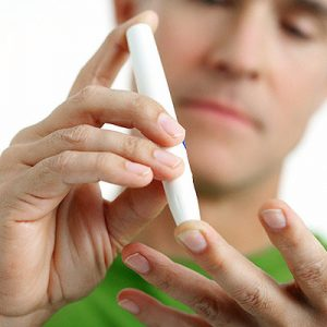 Le diabète et  l'impuissance masculine
